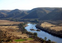 Camp Venue on Vaal River - Parys - Vredevoort Dome - river view