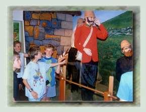 History Museum Tour-Zululand-Battlefields