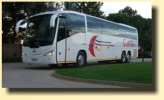BUS COACH HIRE FOR GROUP CAMPS SOUTH AFRICA