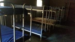 Dormitory inside