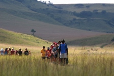 MOUNTAIN HIKING ACTIVITIES FOR GROUP CAMPS IN SOUTH AFRICA