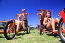 PUSH CART ACTIVITIES FOR GROUP CAMPS IN SOUTH AFRICA