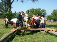 PROBLEM SOLVING ACTIVITIES FOR GROUP CAMPS IN SOUTH AFRICA