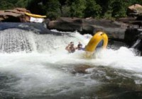 White Rafting 2 at Blyde River