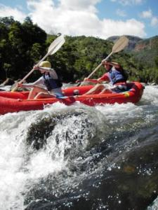 White Water Rafting 4 at Blyde River