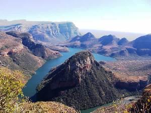 blydepoort canyon
