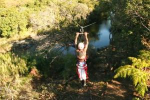 Activities zip line Blyde River