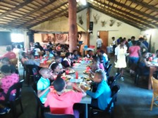 KZN Midlands Camp Dining Hall