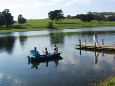 KZN Midlands Camp Fishing Dam