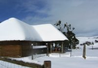 KZN Midlands Camp Snow