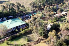 Grabouw Camp Venue From Air