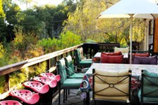 Grabouw Camp Venue Restaurant Patio Exterior