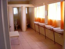 Western Cape Hogsback Camp Ablutions Interior