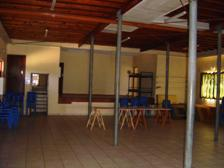 Western Cape Camp Hall Interior