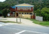 Western Cape Camp Venue Exterior
