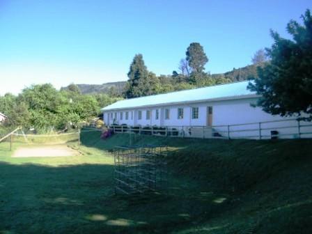 Eastern Cape Hogsback Dormitory Exterior 2