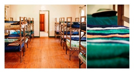Eastern Cape Hogsback Dorm Room