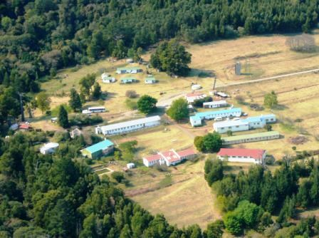 Eastern Cape Hogsback aerial view