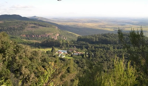 Eastern Cape Hogsback Camp Venue