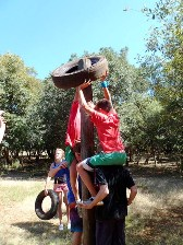 Camp Venue-Hekpoort 2-Activities-Obstacle Course 4