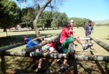 Camp Venue-Hekpoort 2-Activities-Obstacle Course 7