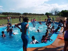 Camp Venue-Hekpoort 2-Activities-Small Pool
