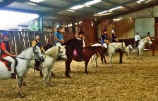 Riding school-indoor-arena-standlake-venue-UK