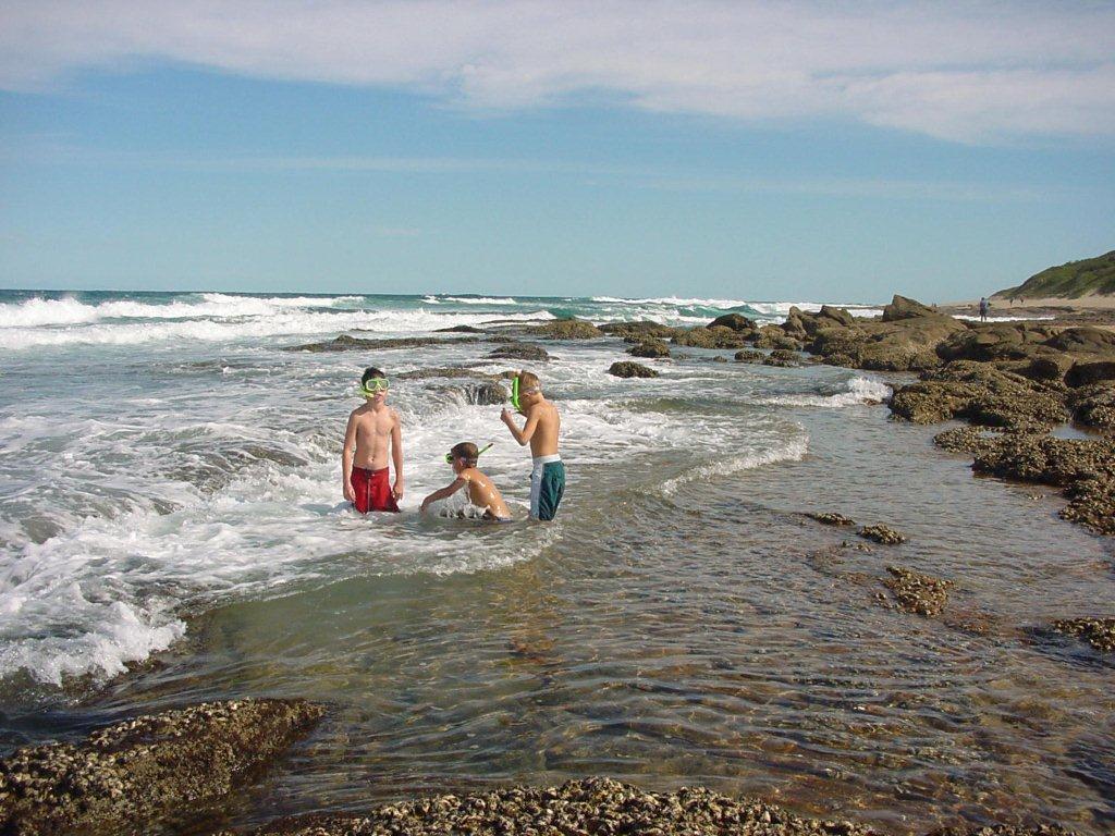 Beach-Group-Camp-Venue-Pennington-KZN-South Coast-South Africa