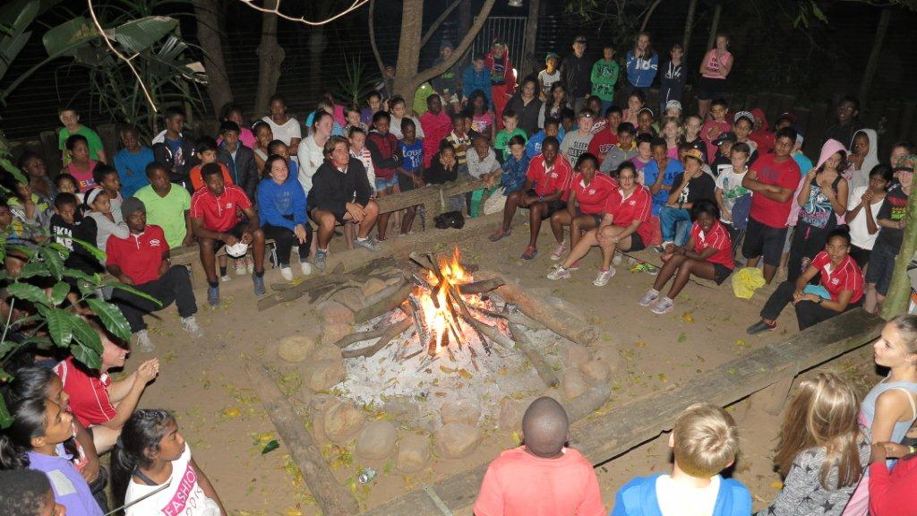 Campfire-Group-Camp-Venue-Pennington-KZN-South Coast-South Africa