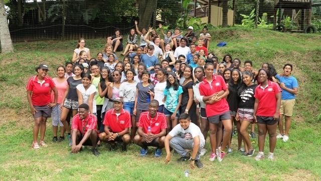 Instructors-Group-Camp-Venue-Pennington-KZN-South Coast-South Africa