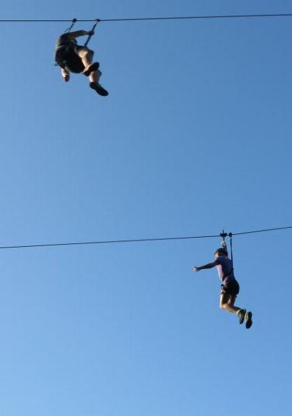 Zipline-Group-Camp-Venue-Pennington-KZN-South Coast-South Africa