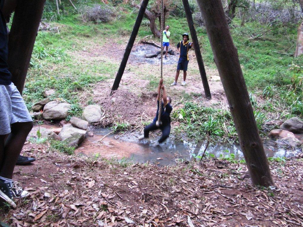 obstacle course 2-Group-Camp-Venue-Pennington-KZN-South Coast-South Africa